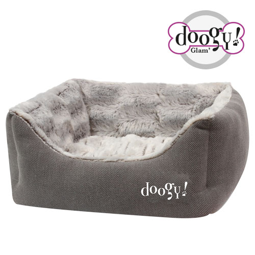 Sofa Ouatiné Whooly Taupe